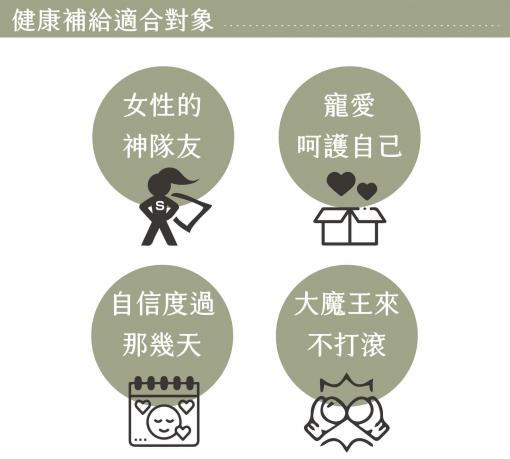 樂木集 女性良方【月事】漢方養生茶 10入